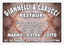 Giannelli&caruccirestauri Carucci