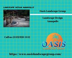 Oasis landscape