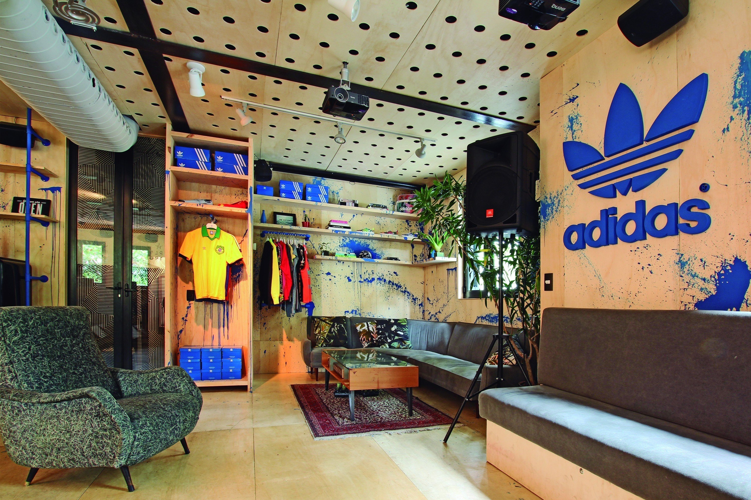 release date factory outlet san francisco Adidas Originals Pop-Up Store - Picture gallery