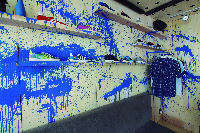Adidas Originals Pop-Up Store   Tavares