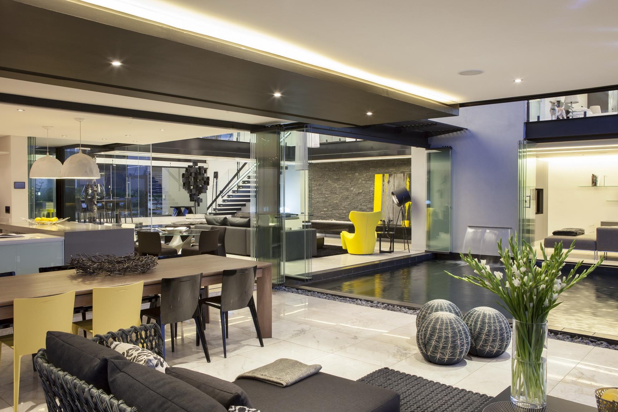 House Ber Nico Van Der Meulen Architects