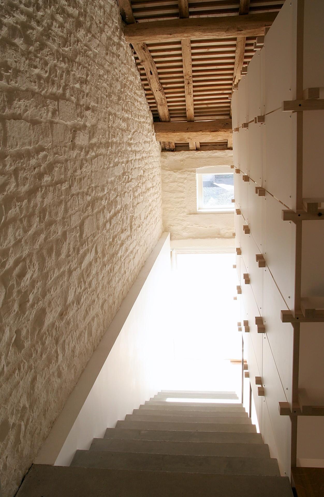 Hauteur Sous Plafond 2M40 maison al2 | architectures amiot - lombard