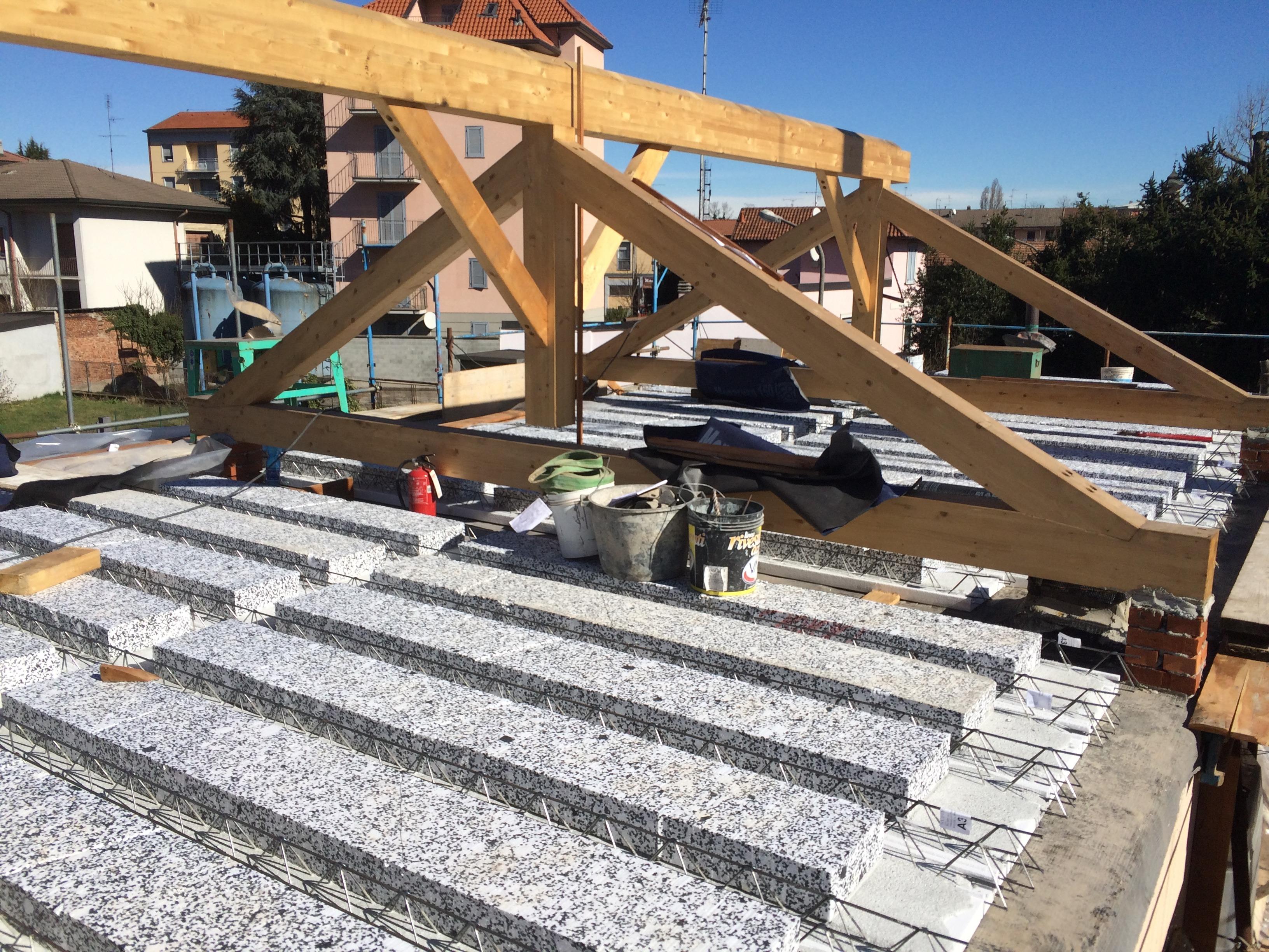 Trasformazione Sottotetto In Abitazione recupero sottotetto a fini abitativi | geomatica architettura