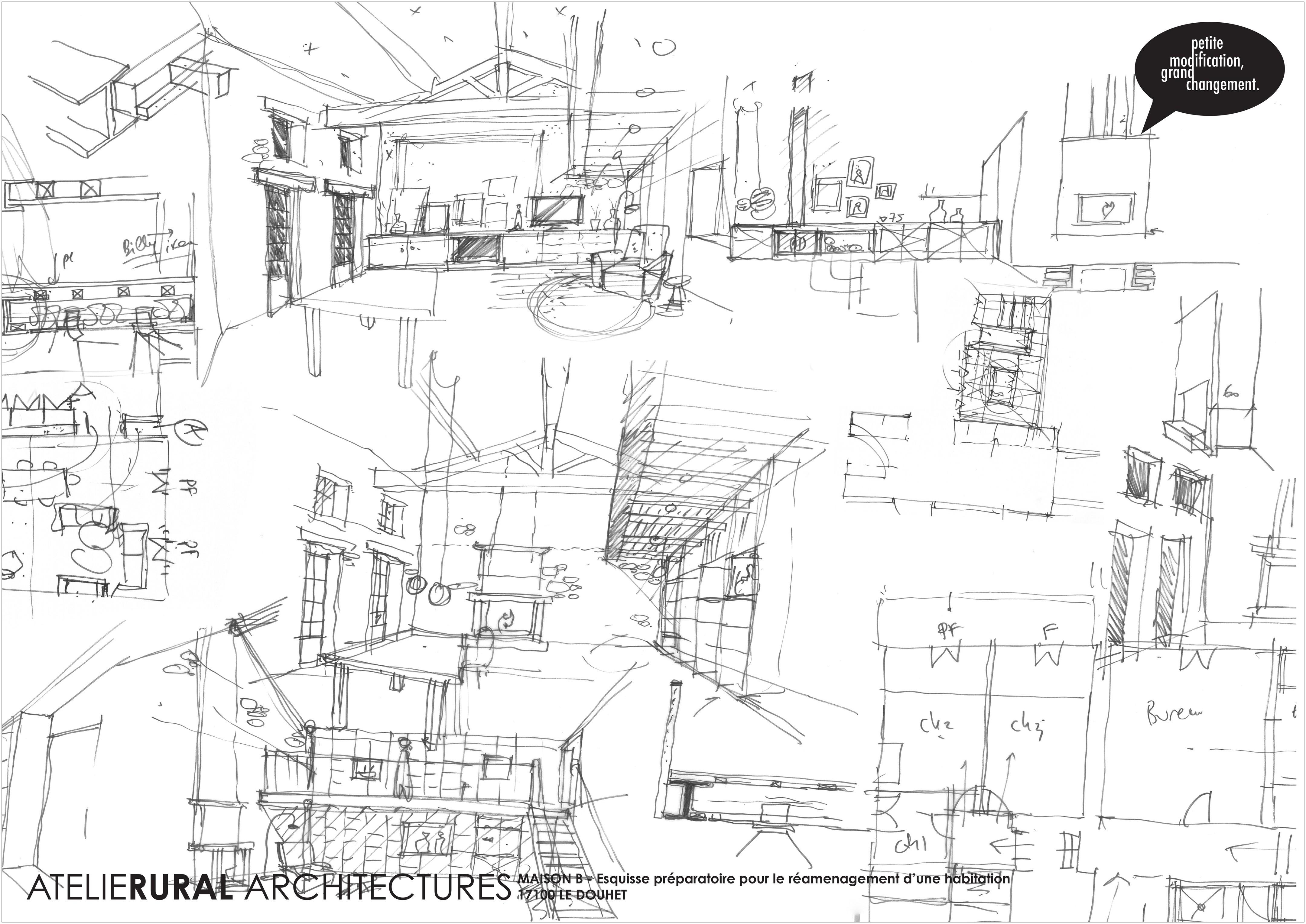 Maison Brisset Atelierural Architectures