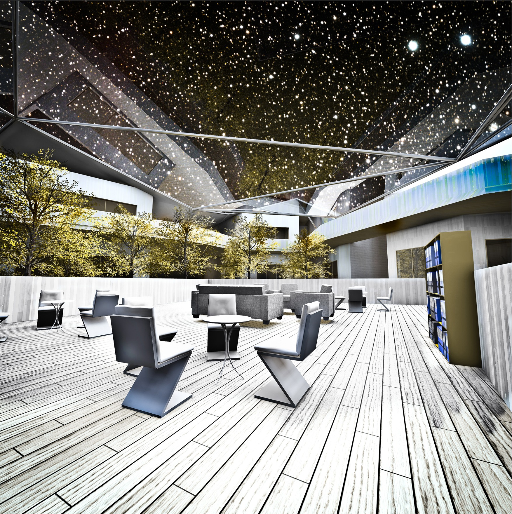 Space and Astronomy Research Center | Mohammed Al-Maziad