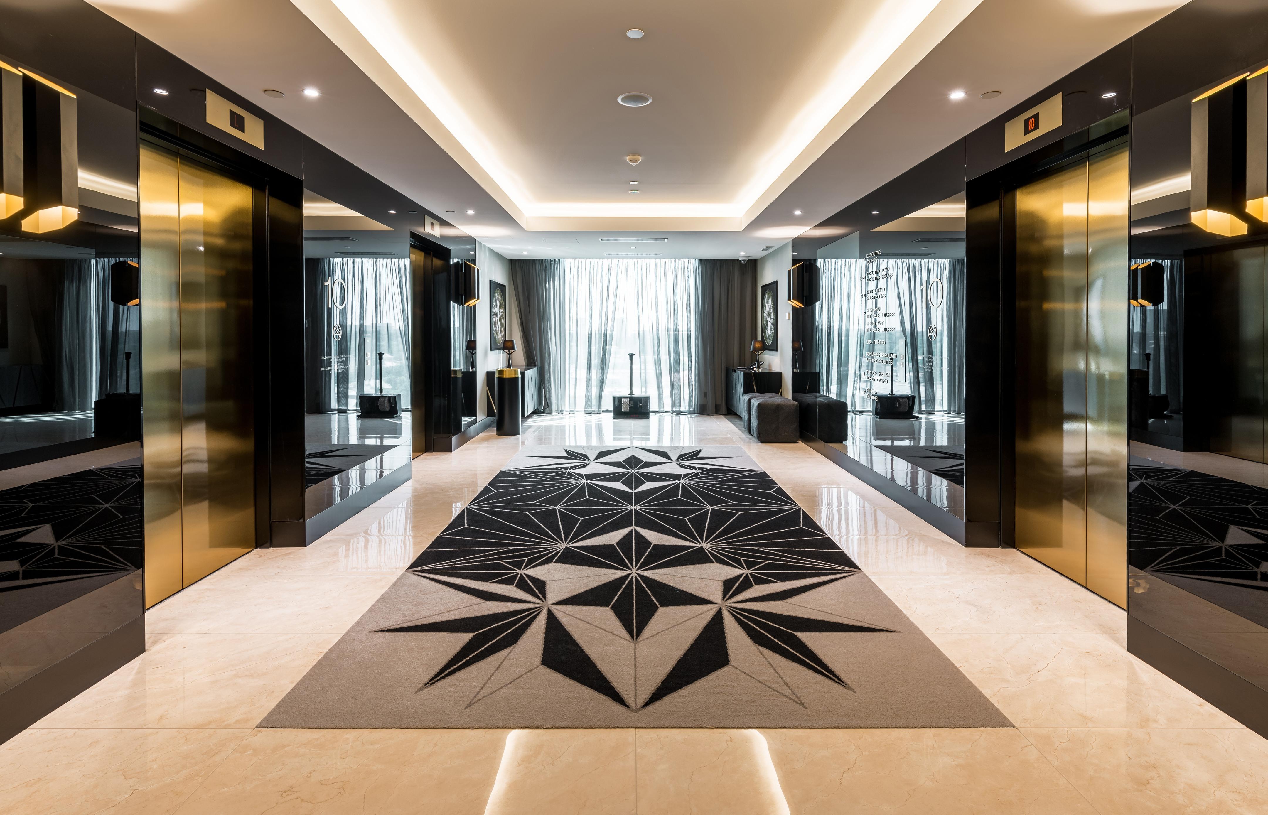 Hilton Tallinn Park Allianss Arhitektid Ou