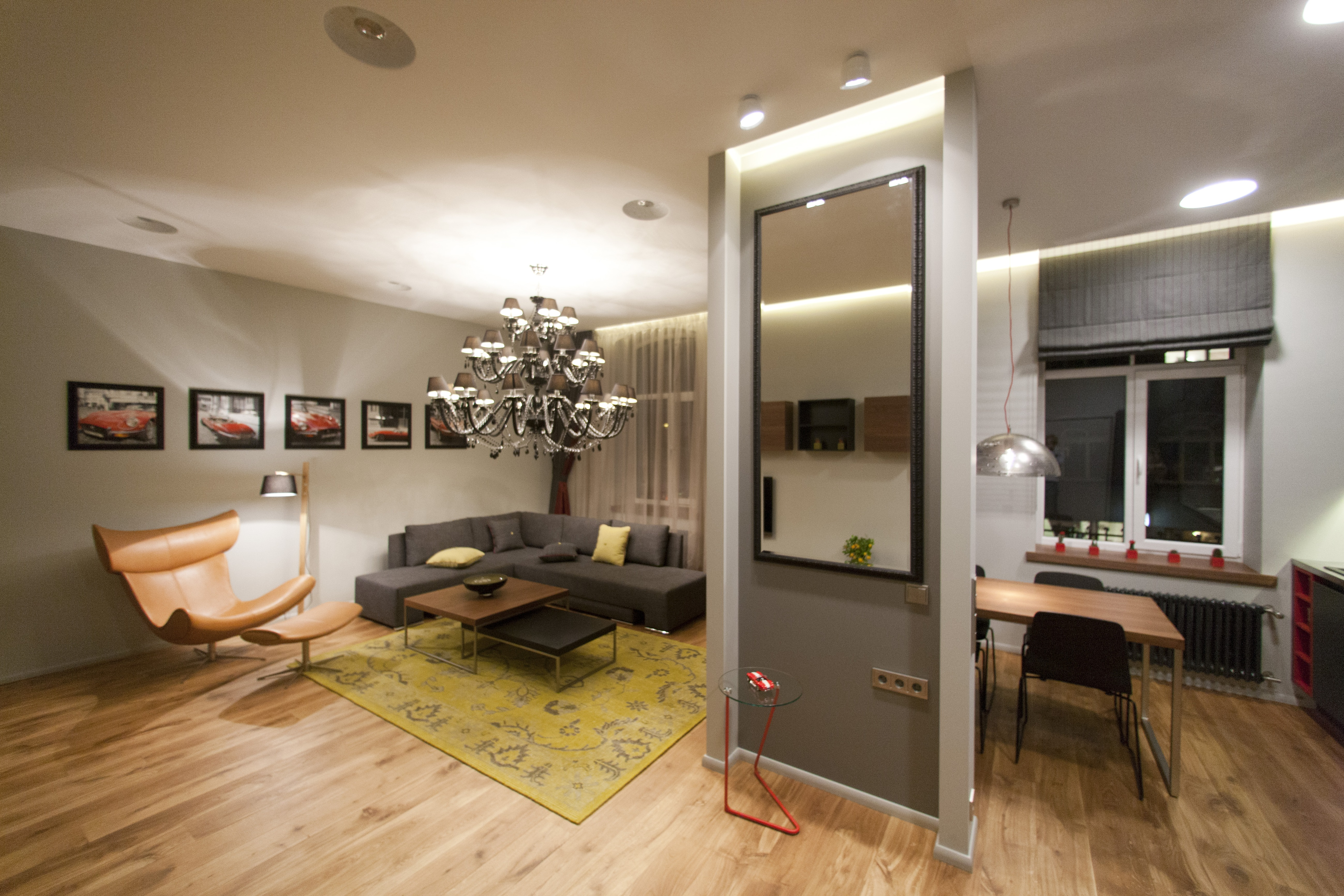 Studio Apartment In Riga By Eric Carlson A Dizains Un Arhitektura