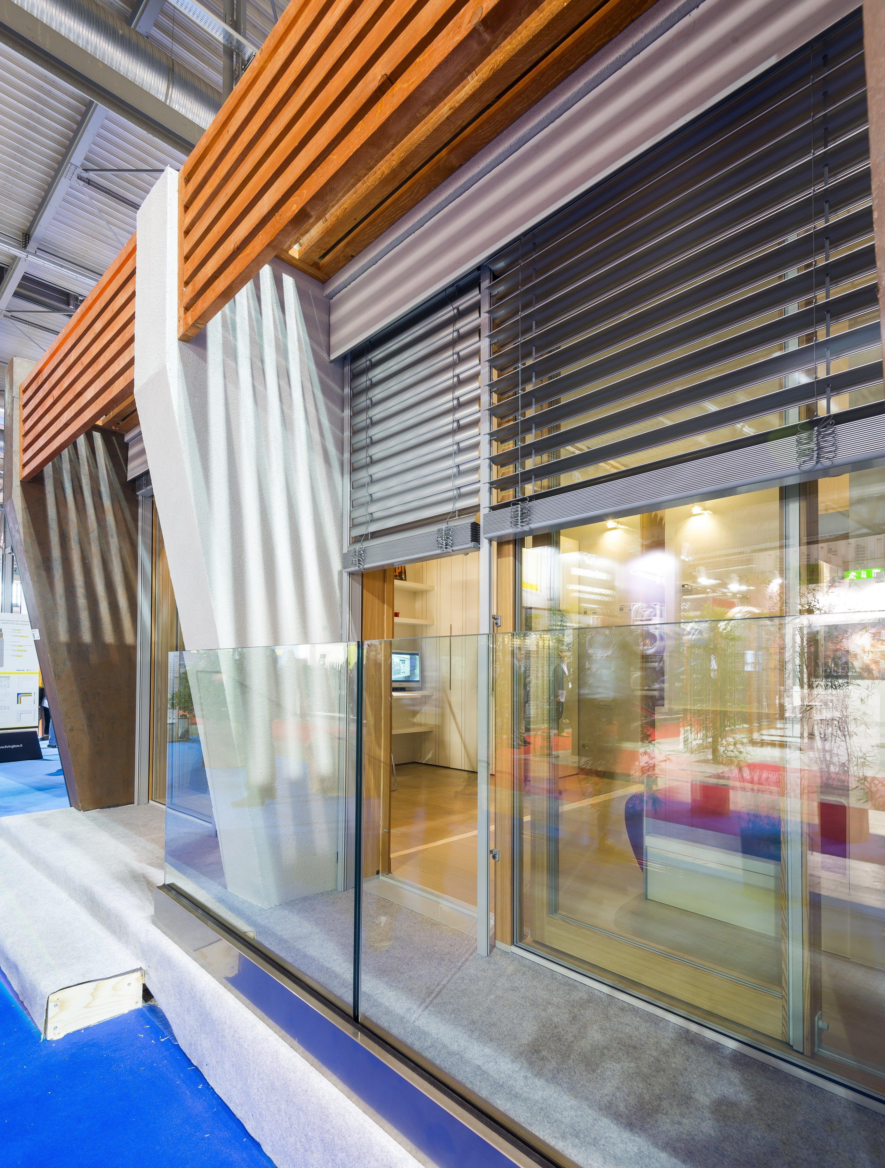 Tunnel Solare A Parete livingbox® | edilportale