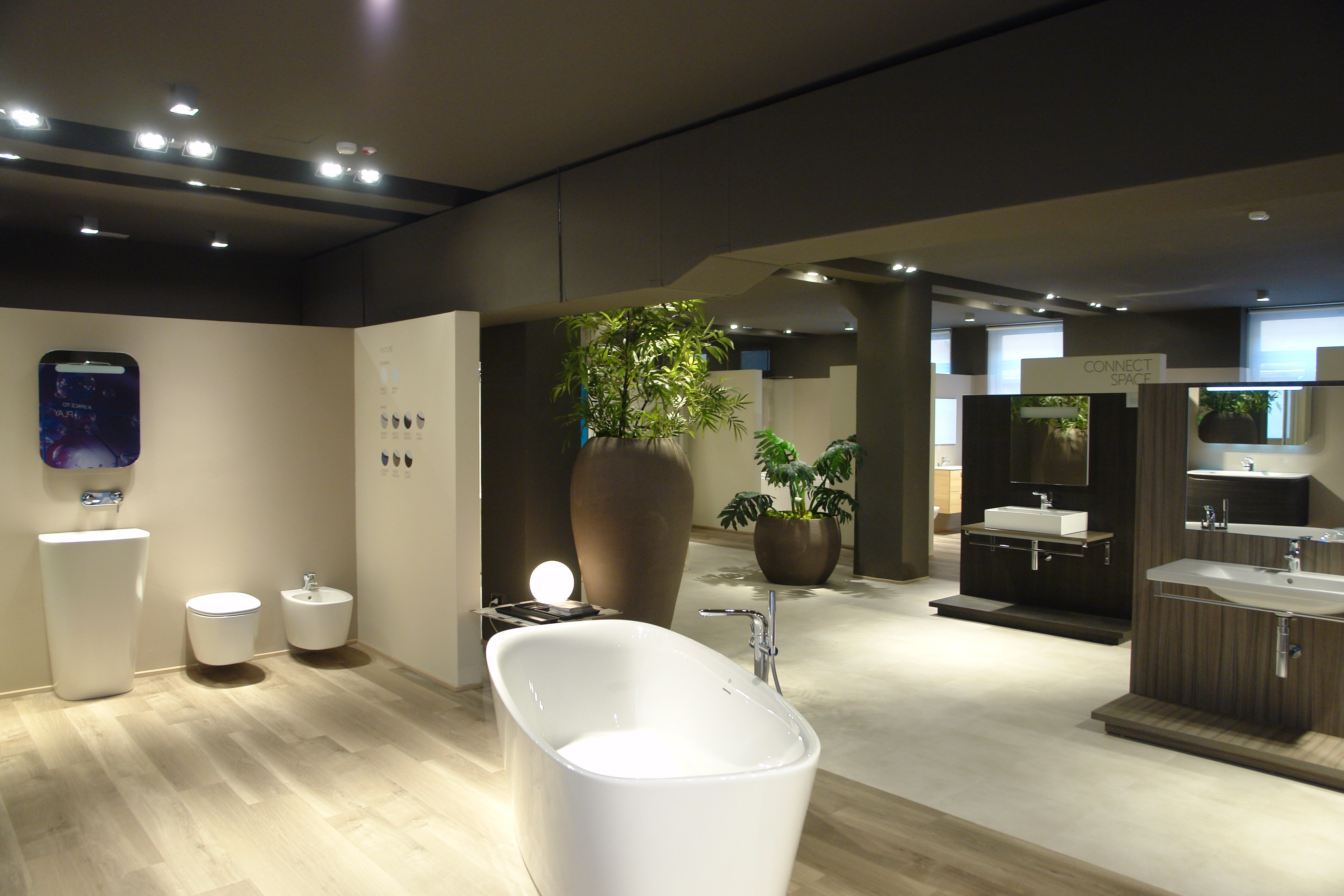 Ideal Standard Milano Showroom.Showroom Ideal Standard Picture Gallery