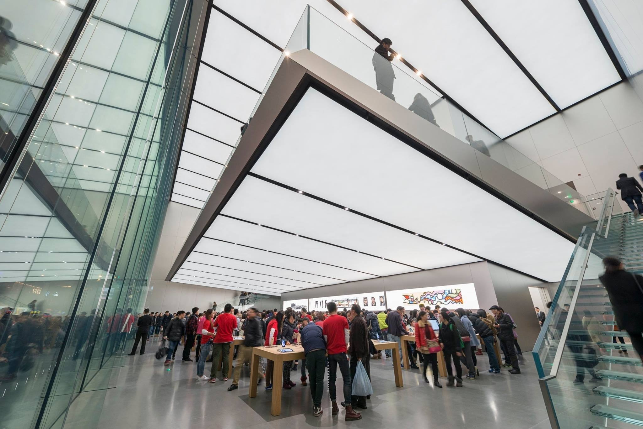 Norman Foster Apple Store