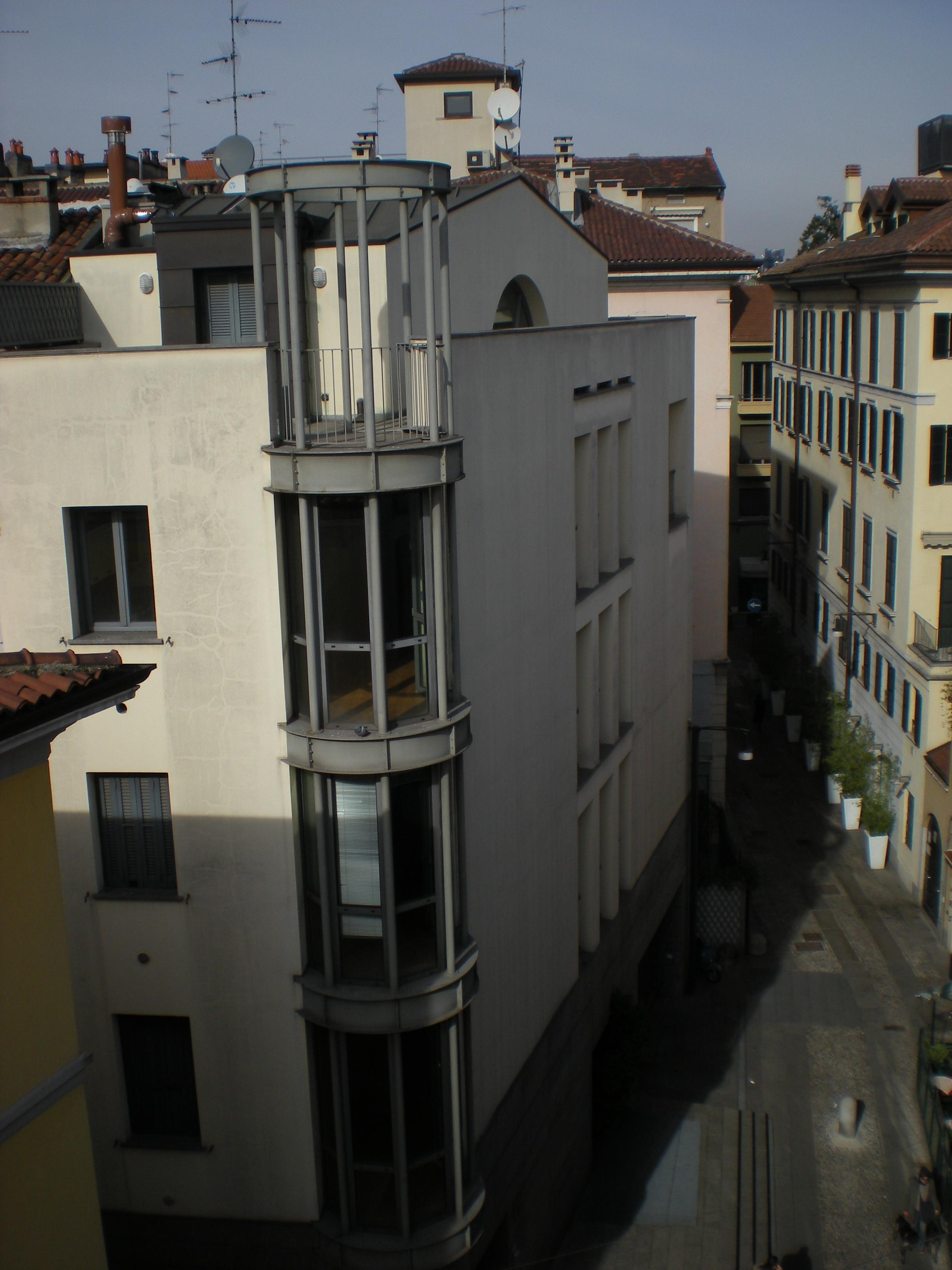 Fiori Chiari 9.Sito In Via Fiori Chiari 9 Milano Andrea Fiorentini