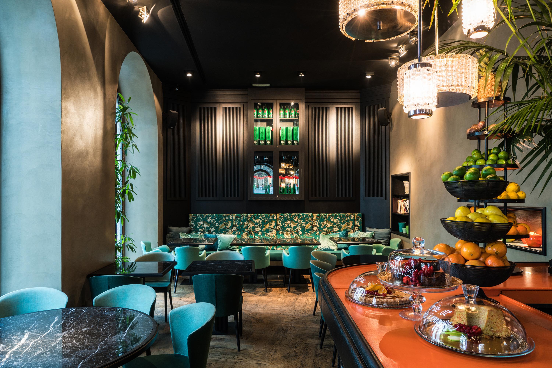 Tavoli E Sedie Heineken.Living Liqueurs Delights Sgs Architetti Associati