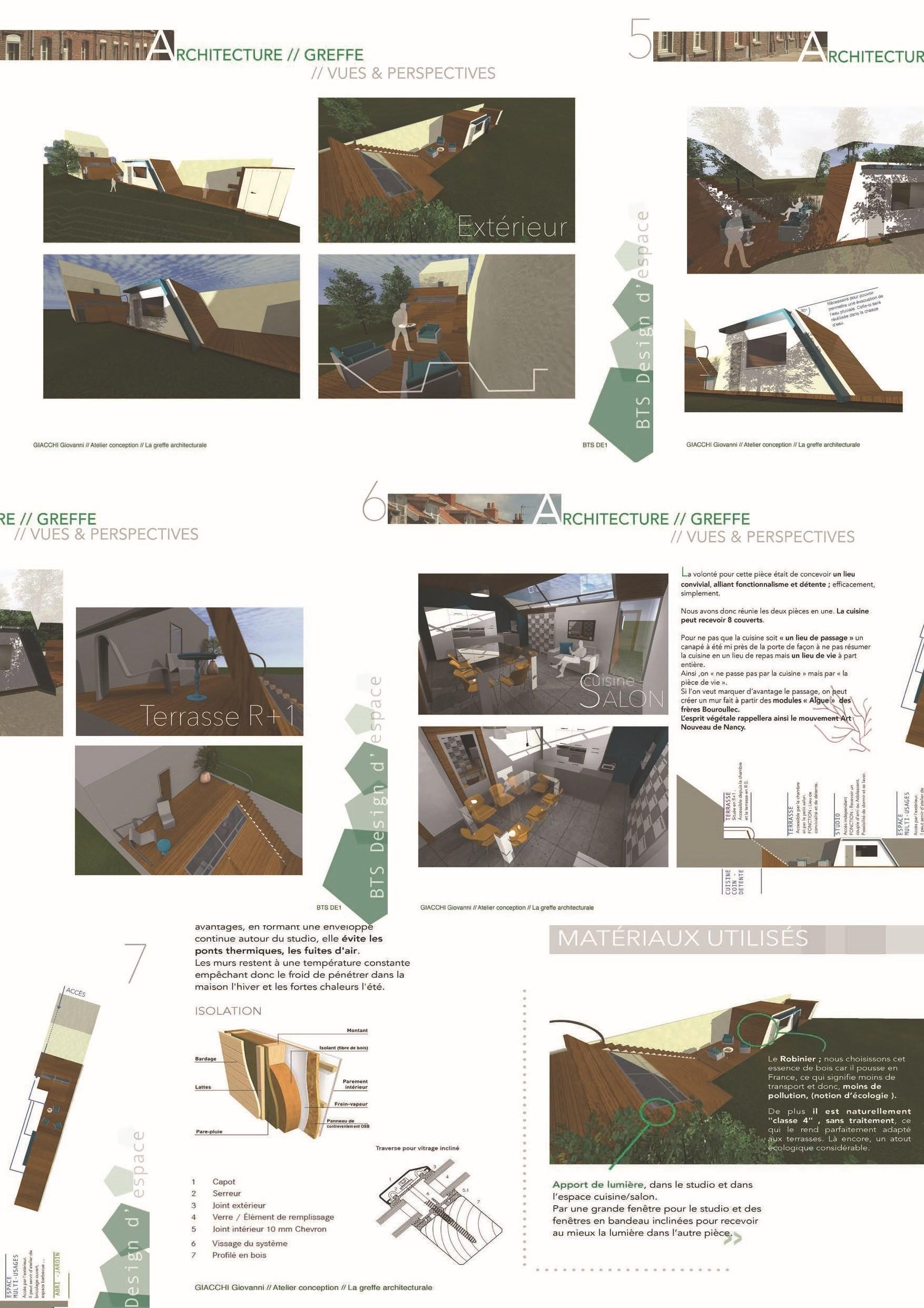 Fenetre En Bandeau Definition cours d'atelier de conception : la greffe. | vers une
