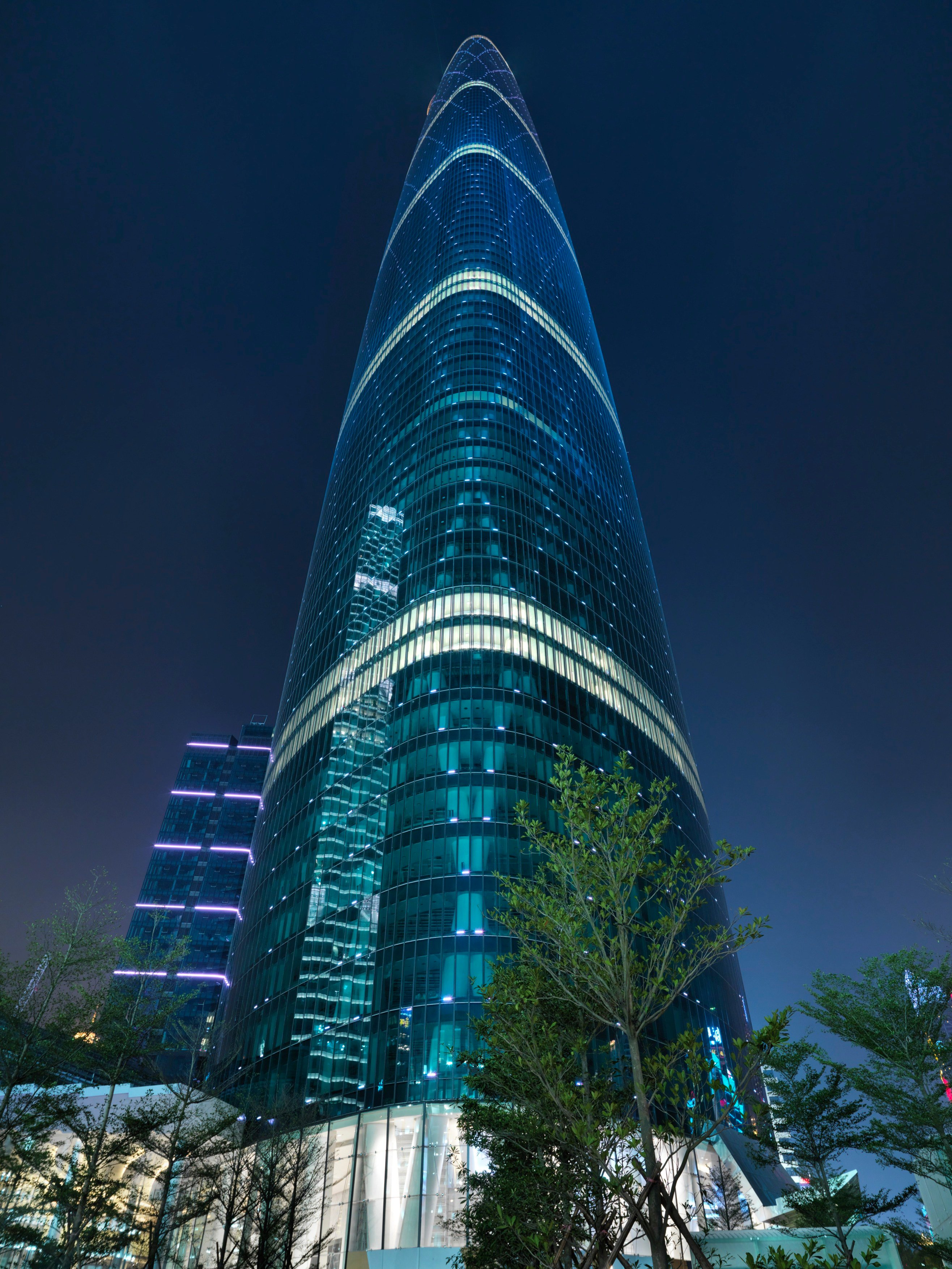 Image result for guangzhou International Finance Center mall