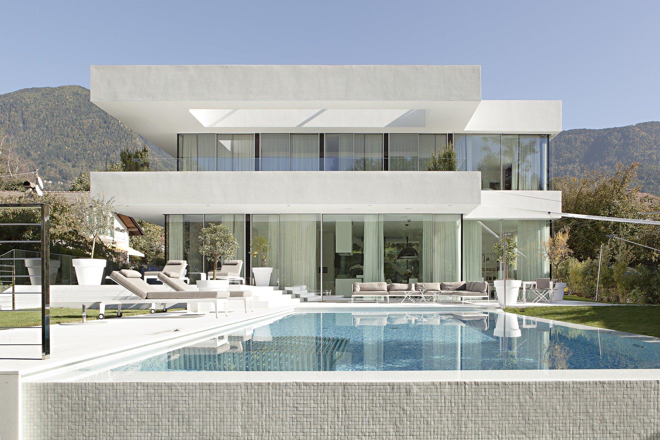 House M Monovolume Architecture Design