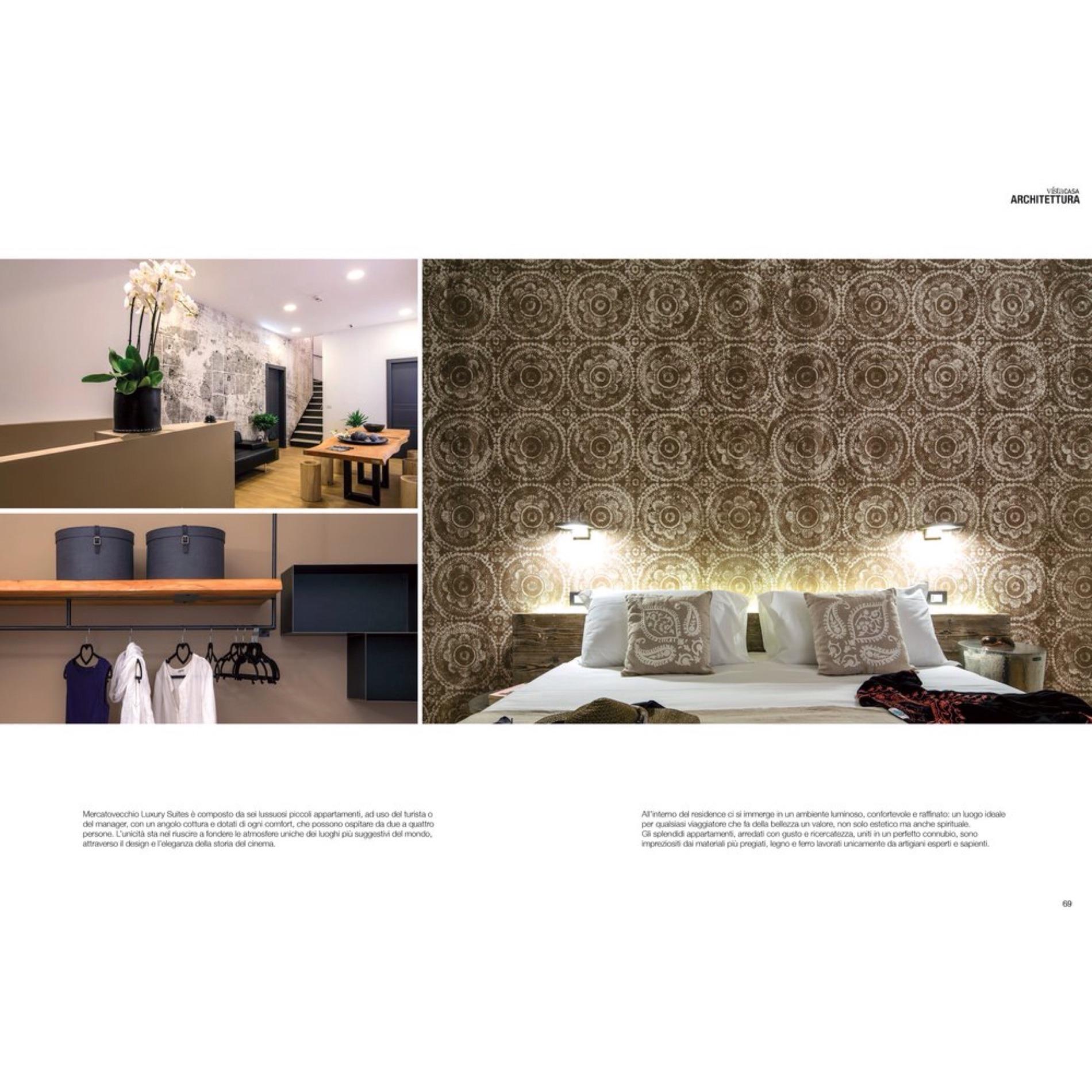 Case Arredate Con Gusto mercatovecchio luxury suite | casabella grattoni1892
