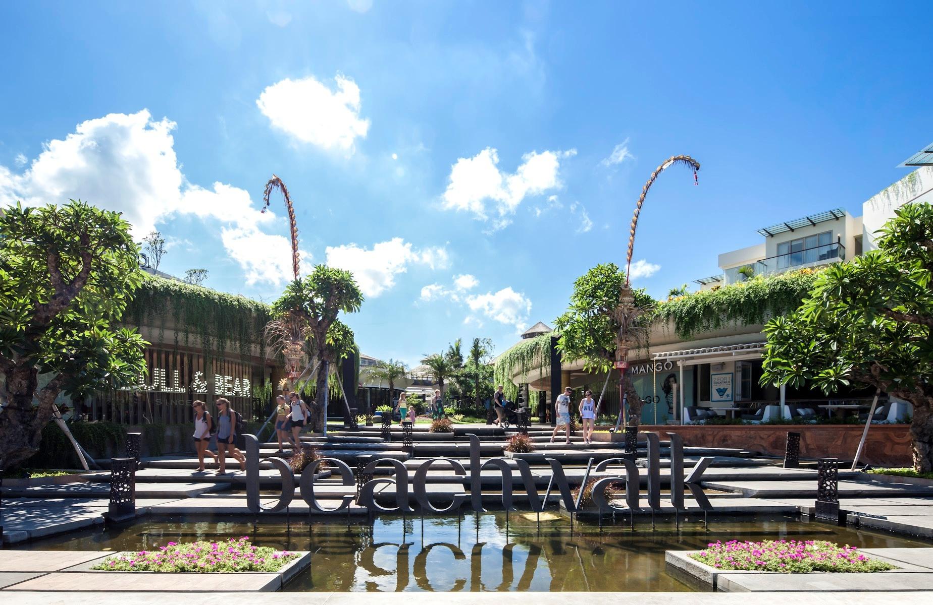 Sahid Kuta Lifestyle Resort Beachwalk Envirotec Indonesia