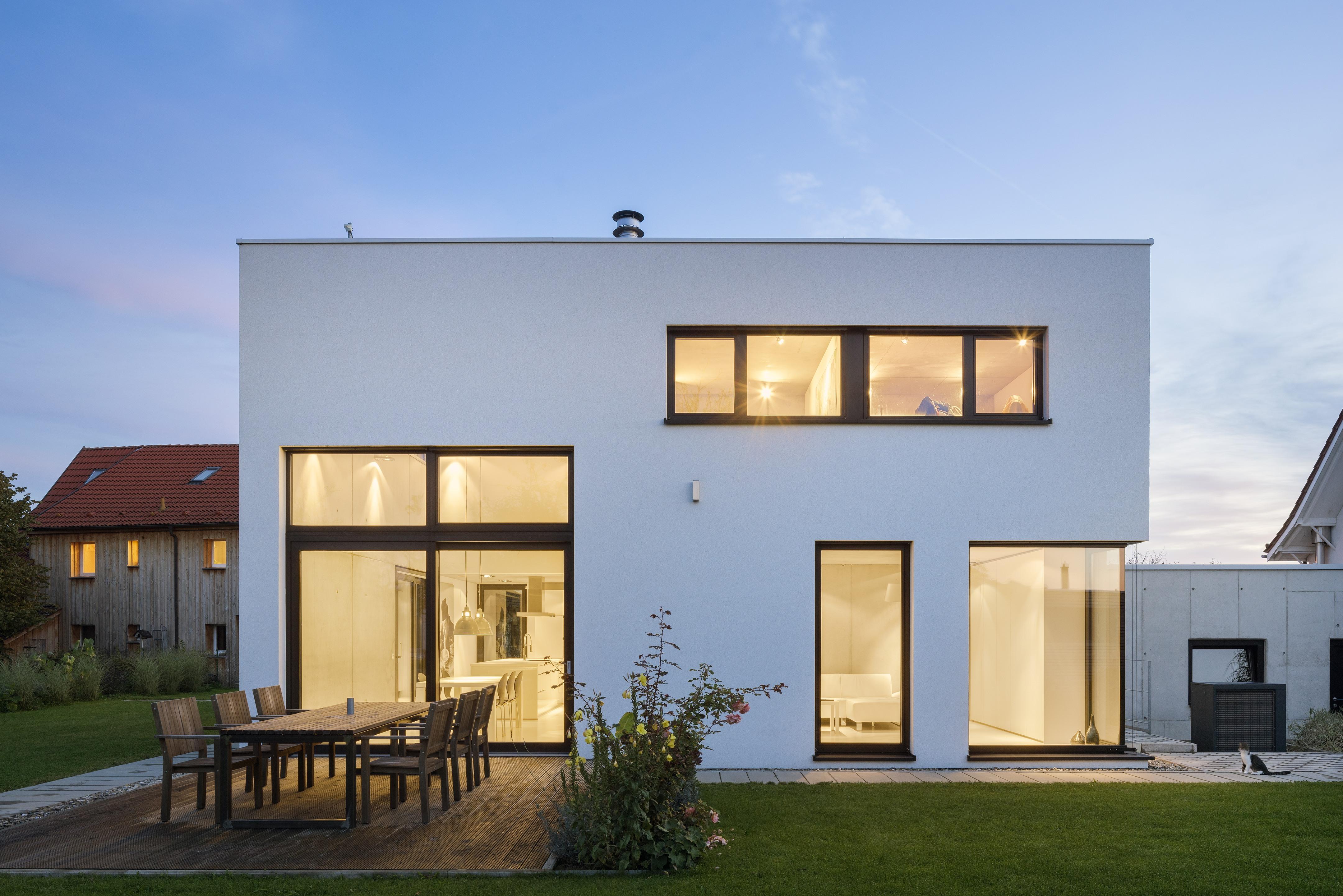 Kn08 House Schiller Architektur Bda