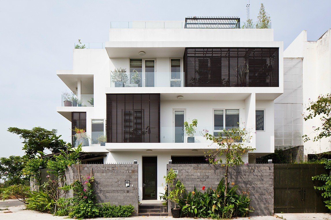 D2 Town House Mm Architects