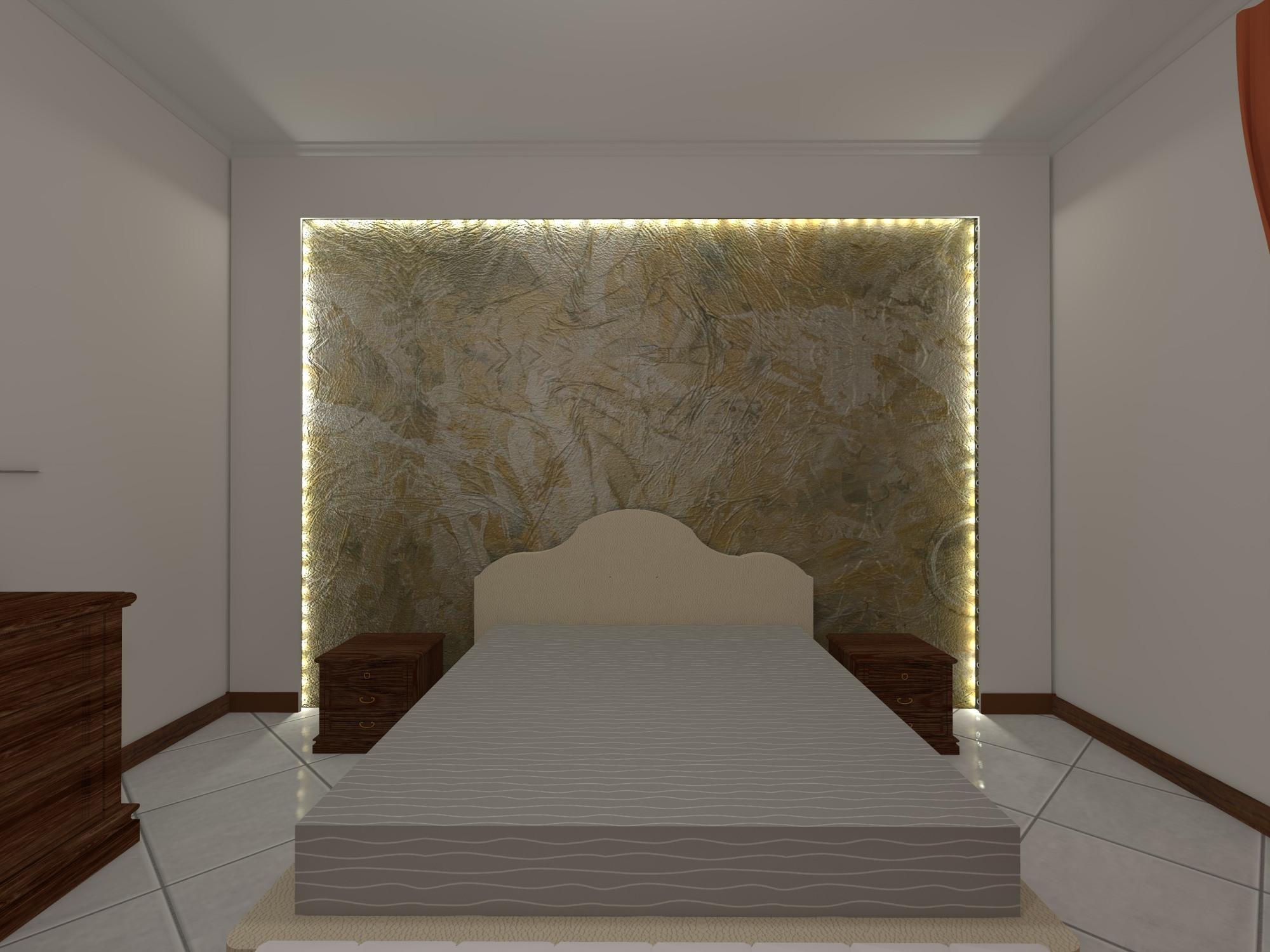 Camera da letto | Angelo Mastromarino