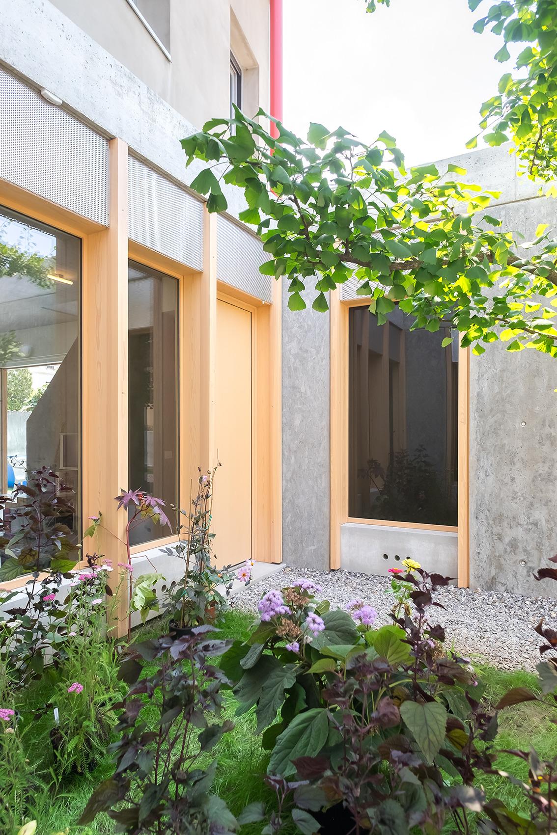 Come Recintare Un Giardino fgn house | oasi architects