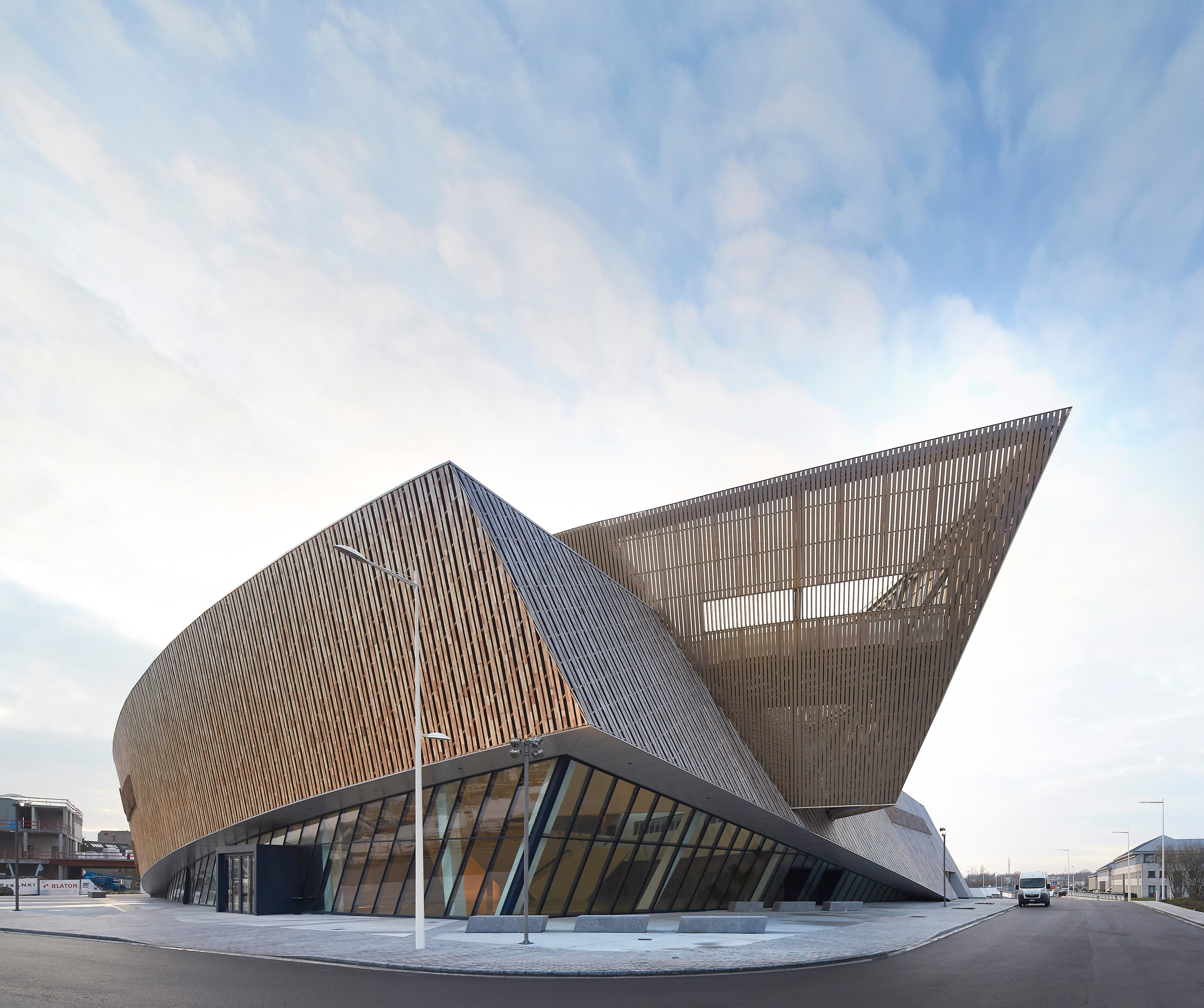 Mons International Congress Xperience (MICX) | Studio Libeskind, H2a