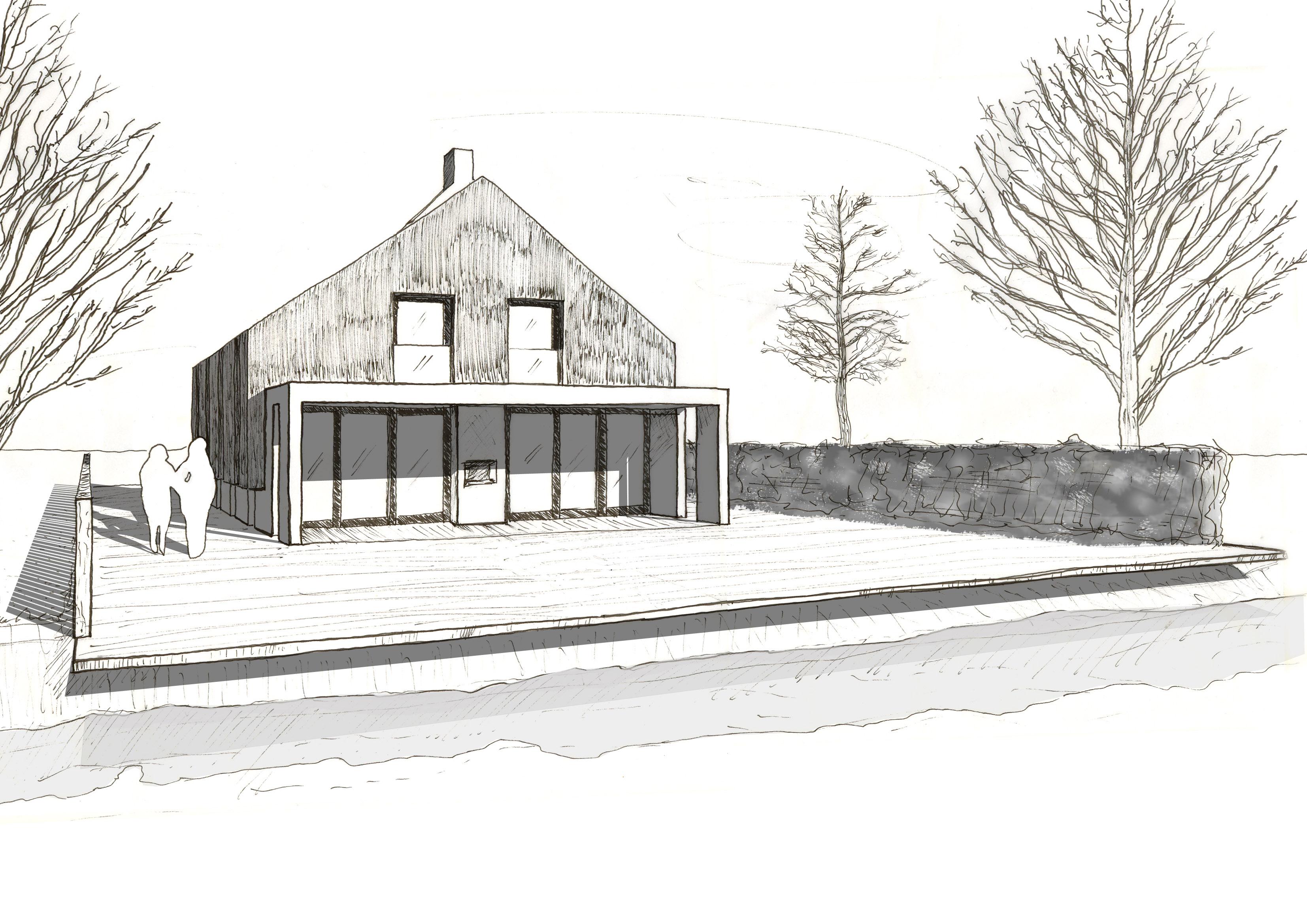 Archi In Casa Moderna living on the edge | arjen reas