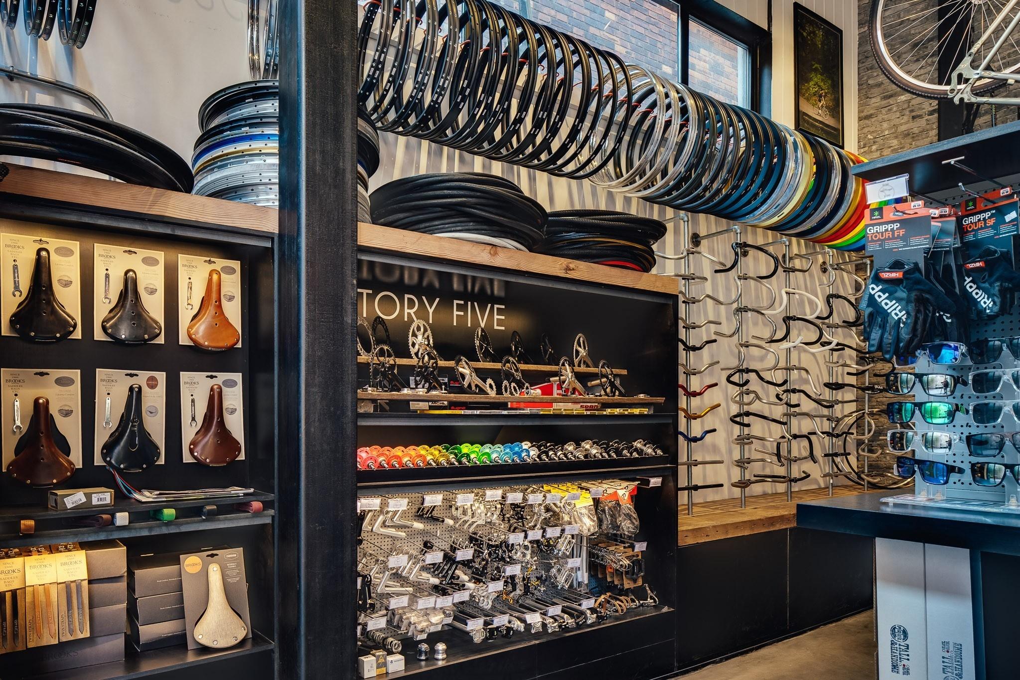 Factory Five Bike Shop | Linehouse
