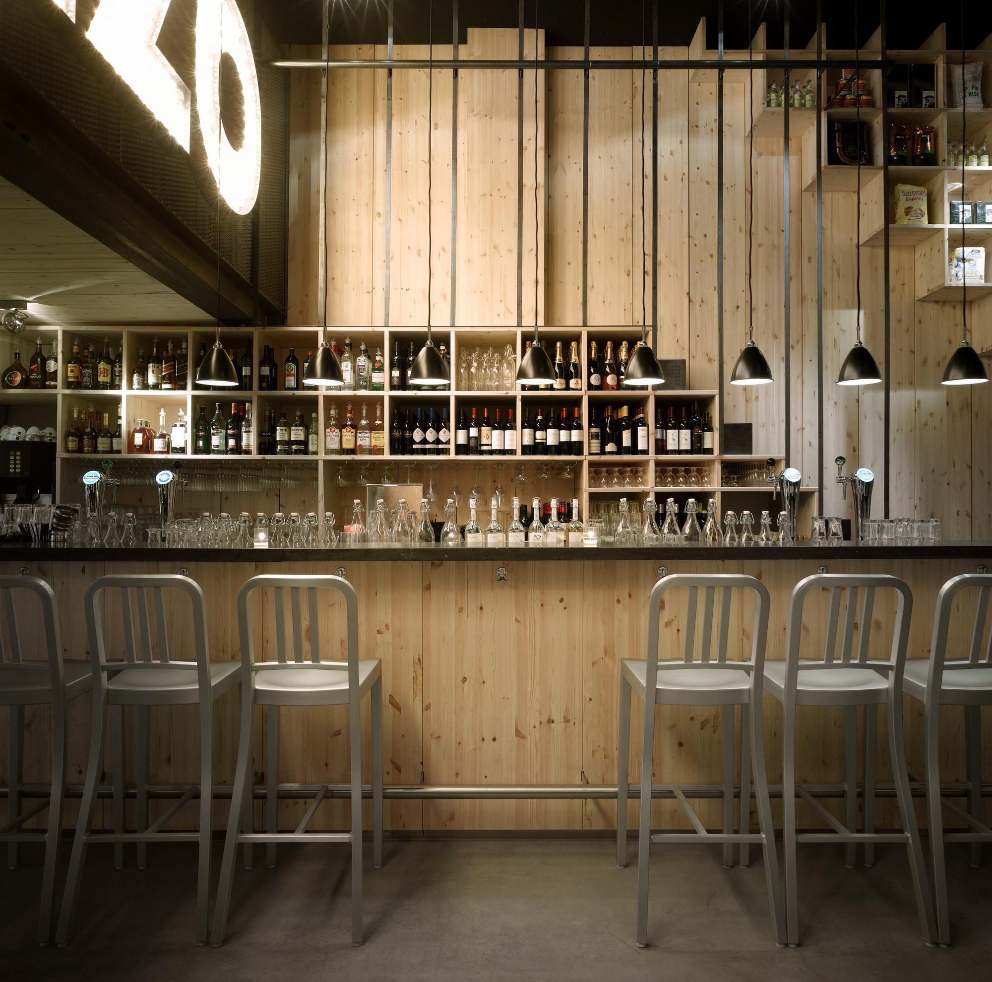 Mazzo Amsterdam Concrete Architectural Associates