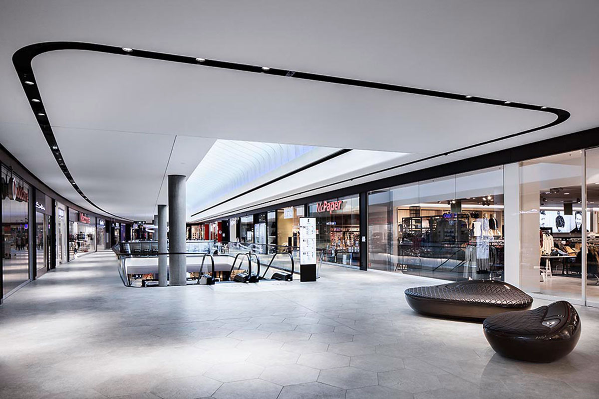 Das gerber shopping mall ippolito fleitz group identity architects