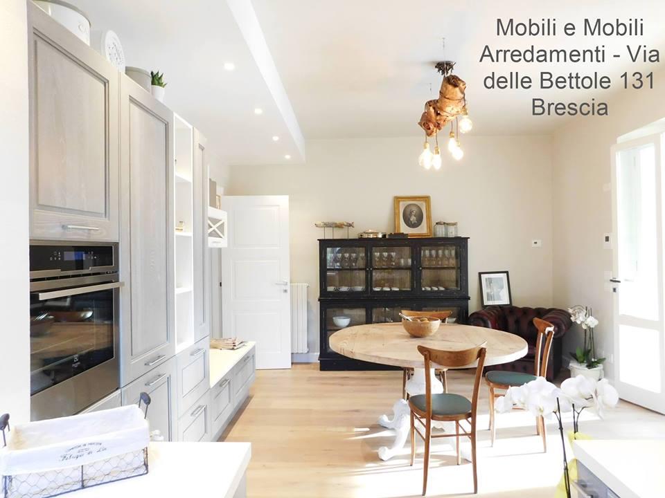 Cucina E Zona Living Modello Agnese Marchio Cucine Lube ...