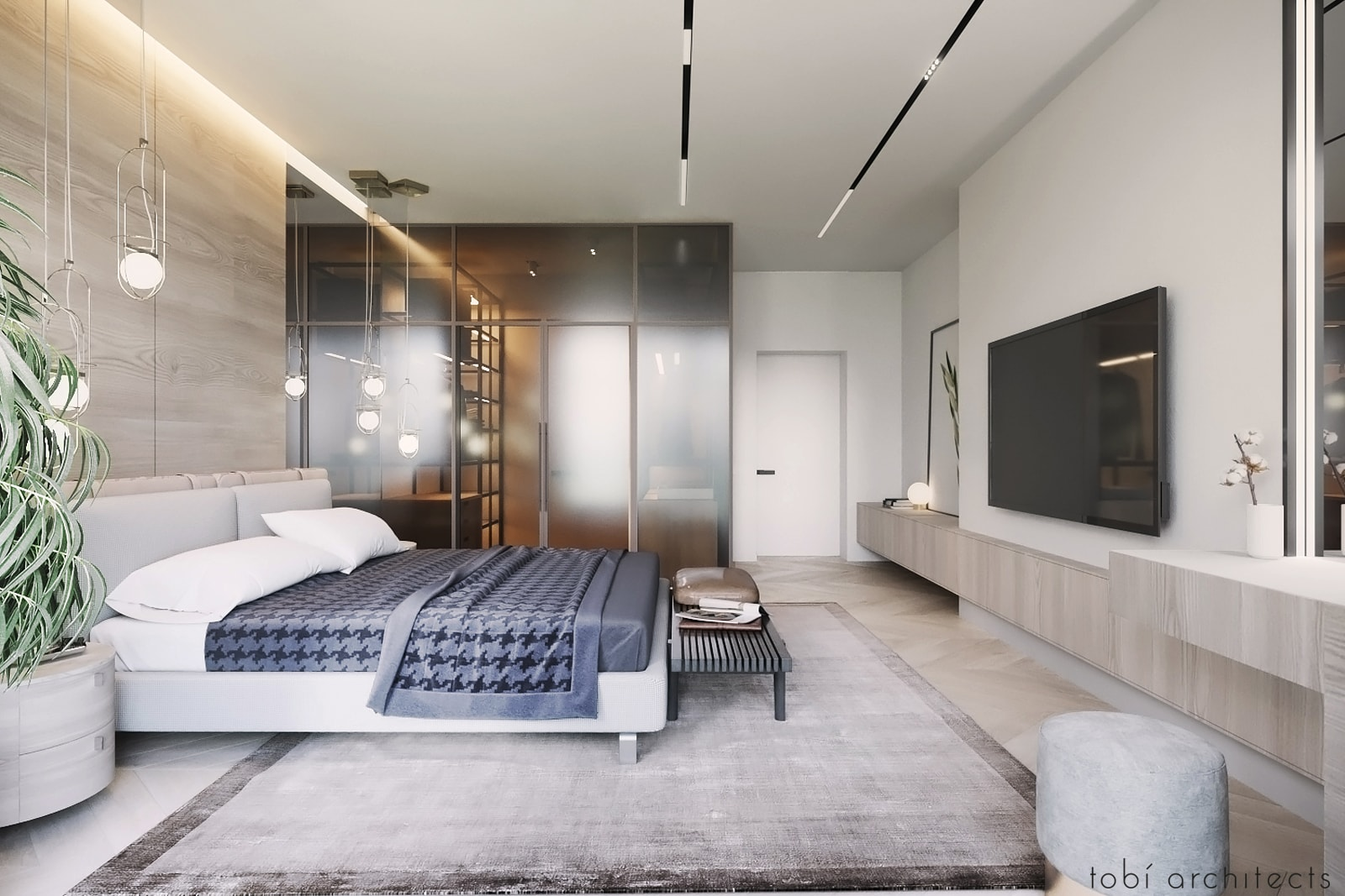 Inside The Modern House Tobi Architects