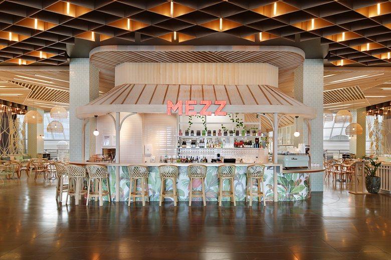 Mezz Kitchen And Bar Studio Y