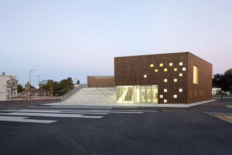 Cultural Center in Nevers