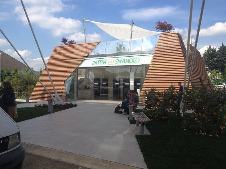 N1 Intesa San Paolo Pavilion