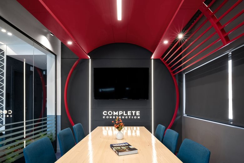Complete Construction Office