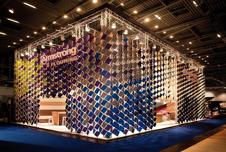 ARMSTRONG DLW Fair Stand - The Relevation of Sustainability
