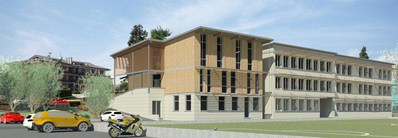 Secondary school A. Sant'Elia