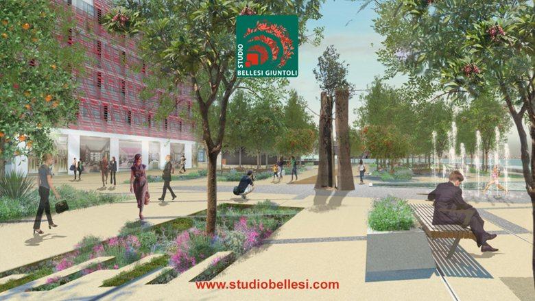 AÏSHTI Mall & Foundation gardens