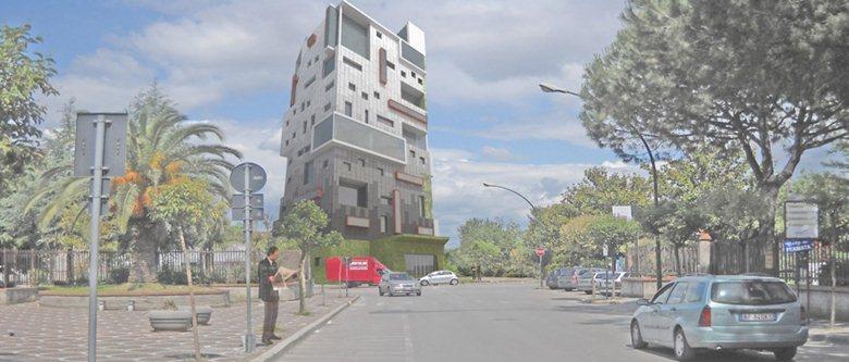 Nuova porta della città di Casoria