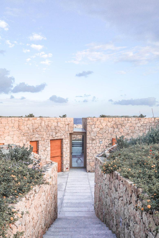 Nuovo edificio residenziale a Portobello di Gallura