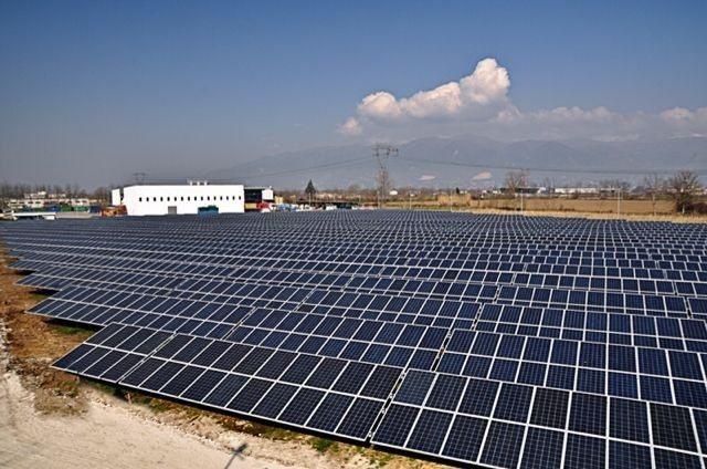 impianto fotovoltaico 3.5 MW