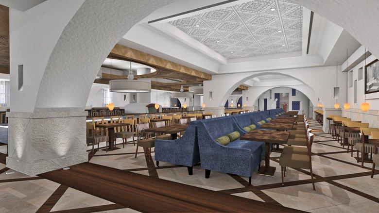 Hospitality Design & Renderings