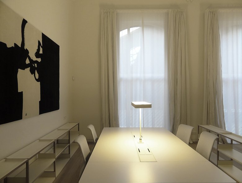 Loft1. Located in an old fabric in Poblenou, Barcelona. Use: Office and housing