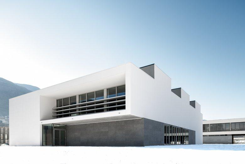 Nuova palestra scolastica presso il Campus di Sondrio