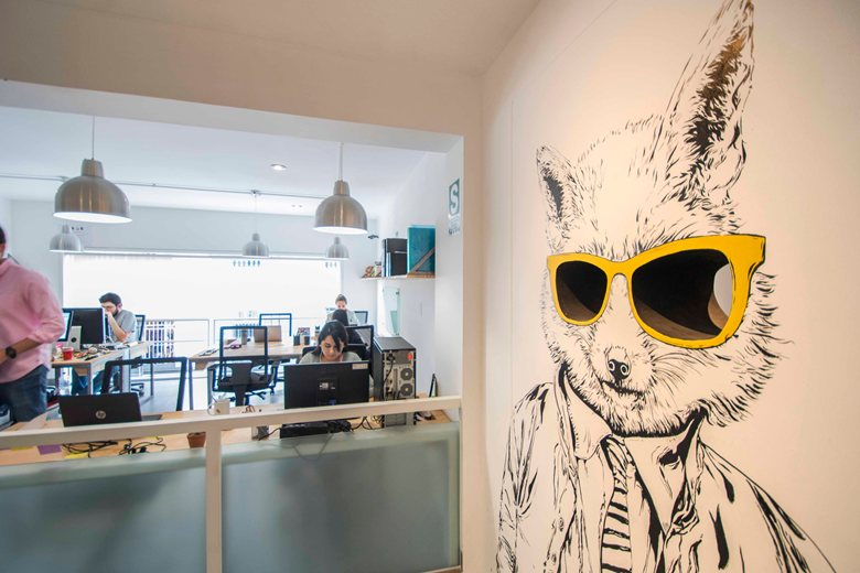 COMUNAL CO-WORKING