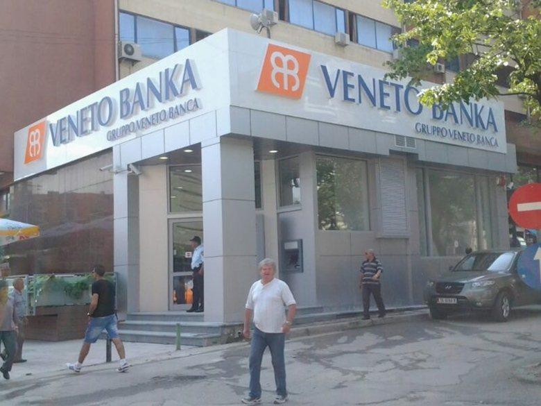 VENETO BANCA, FILIALE KORCA (ALBANIA)   MCA Architecture