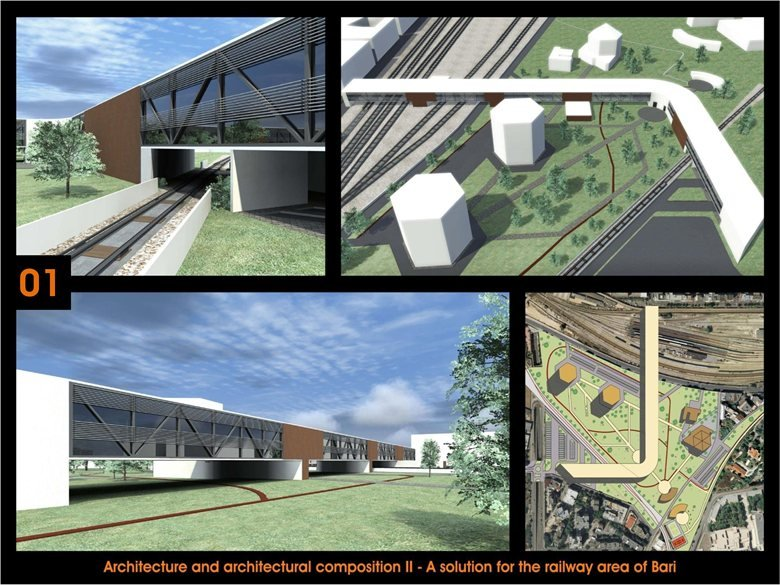 A solution for the railway area of Bari