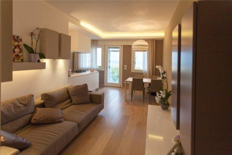 Appartamento al piano attico
