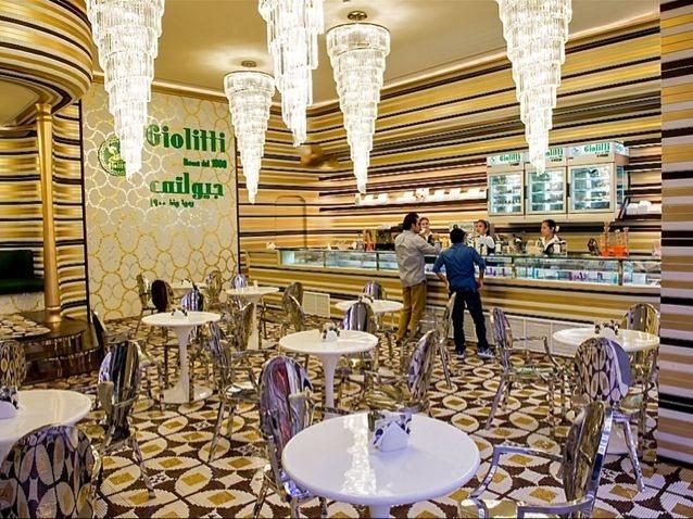 Giolitti Kuwait
